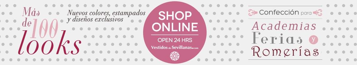 ad89b5f7a744 Trajes de flamenca - Flamenco Shop Online. Inicio. PrevNext. Start. Stop.  1. 2