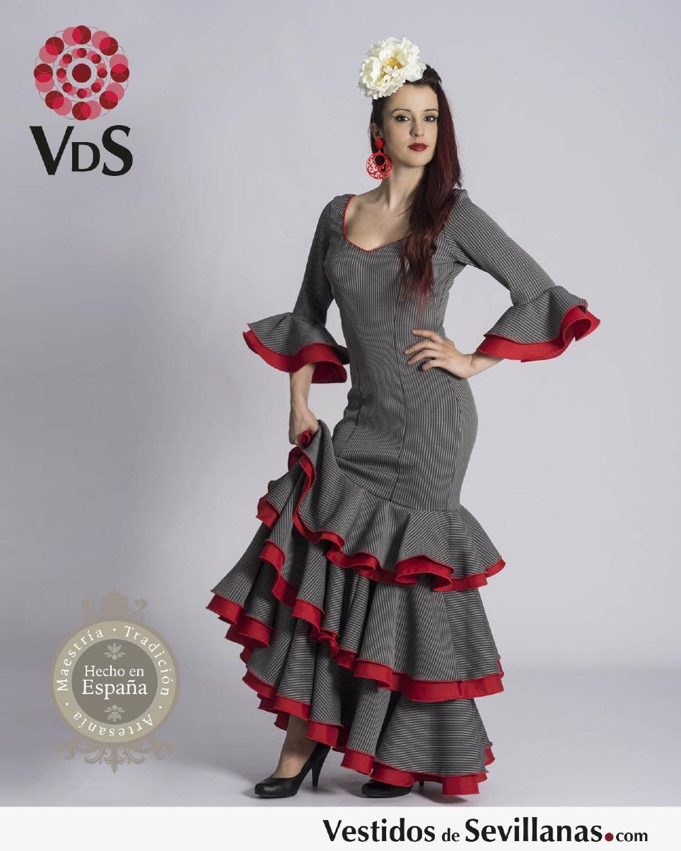 64987e3be Trajes de Flamenca Colecciones