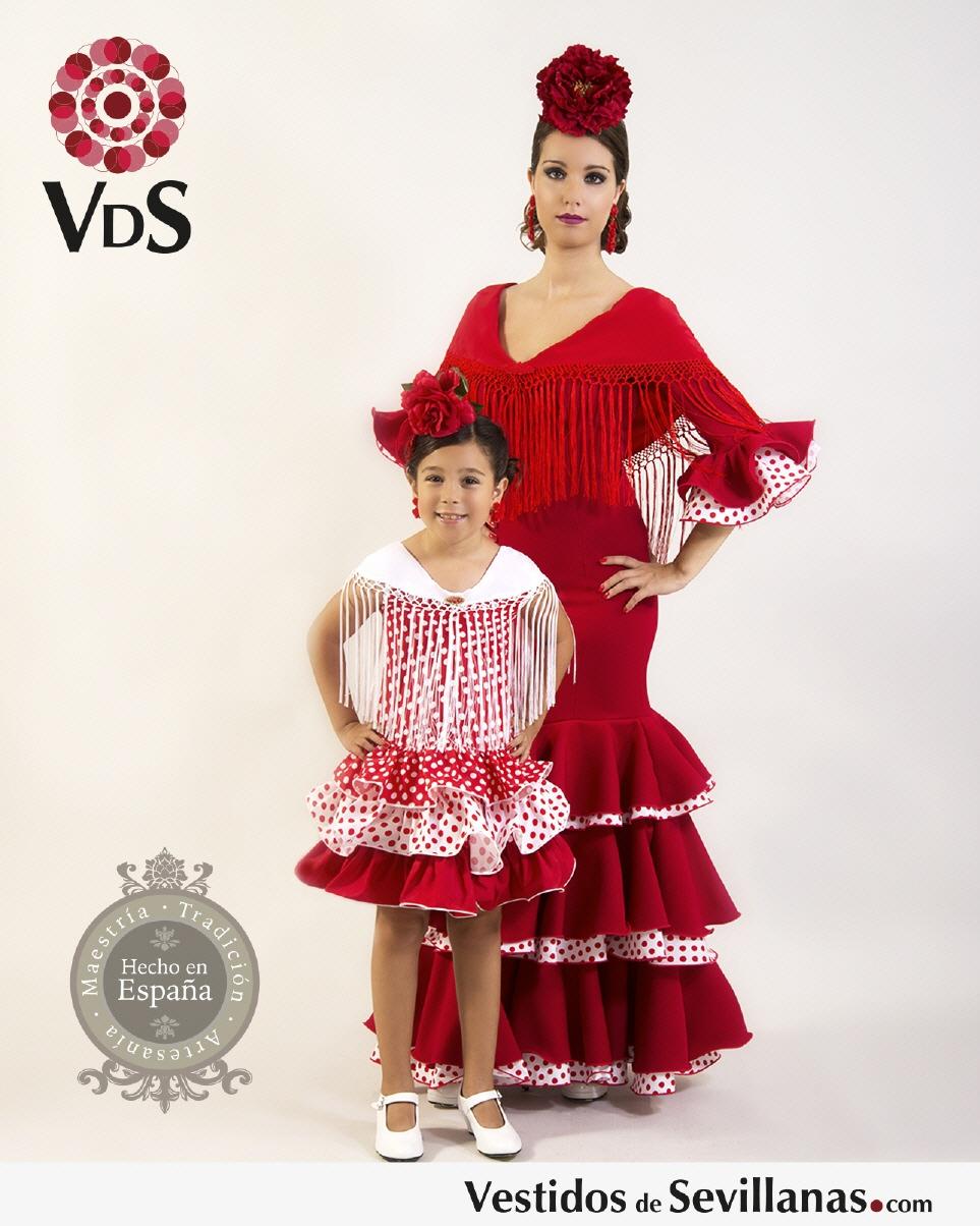 tienda de liquidación 11486 2b04a Trajes de flamenca - Flamenco Shop Online